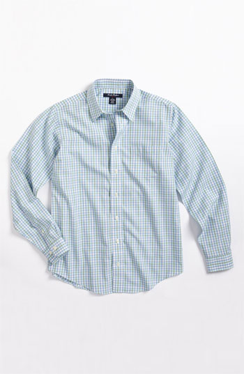 Brooks Brothers Sport Shirt Big Boys