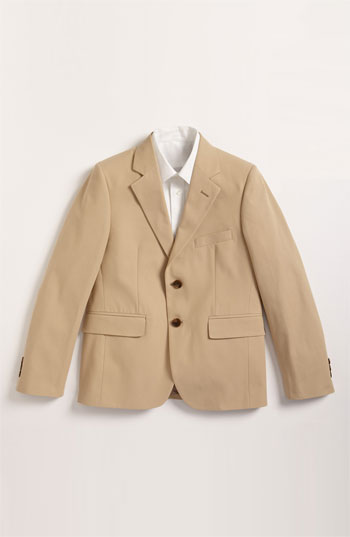 Brooks Brothers 'Prep' Suit Jacket Big Boys