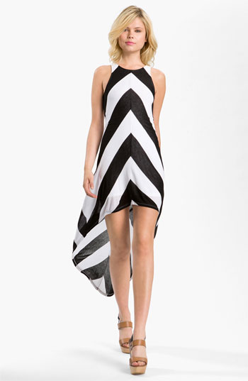 Ella Moss 'Vida' Stripe Tank Dress