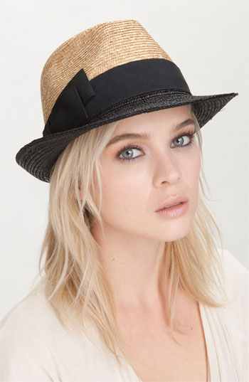 Halogen Two Tone Fedora