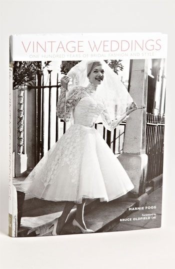Marnie Fogg 'Vintage Weddings: One Hundred Years of Bridal Fashion & Style' Book