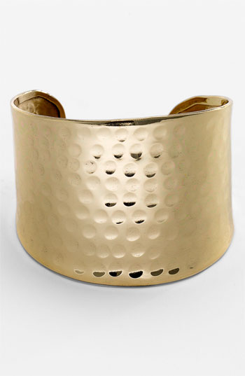 Stephan & Co. Hammered Cuff