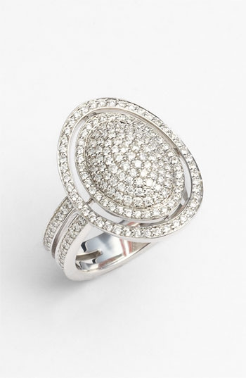 Ivanka Trump 'Signature' Pave Diamond Ring