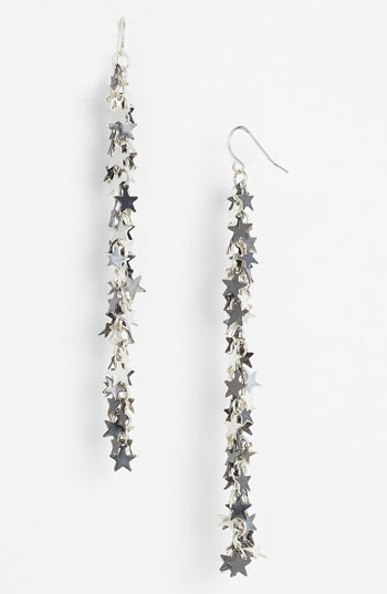 Natasha Couture 'Star' Earrings