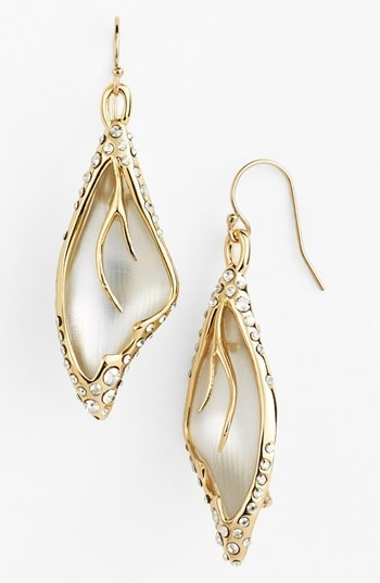 Alexis Bittar 'Lucite - Jardin Mystere' Drop Earrings