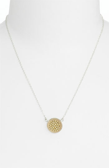 Anna Beck 'Gili' Reversible Disc Necklace