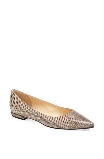 Aquatalia by Marvin K. 'Bella' Pointy Toe Flat