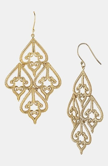 Argento Vivo Small Chandelier Earrings