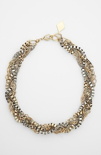Bonnie Jonas Mixed Chain Necklace