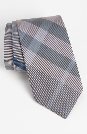 Burberry London Woven Silk Blend Tie
