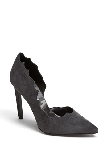 Cameron Silver for Nine West 'Johnny' Pump