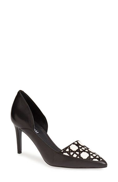 Charles David 'Lilith' Pointy Toe Pump (Women)