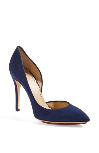 Charlotte Olympia 'The Lady' Pump