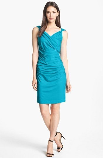 Diane von Furstenberg 'Bentley' Sleeveless Sheath Dress