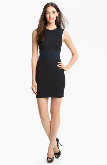 Diane von Furstenberg 'Gretchen' Stretch Sheath Dress