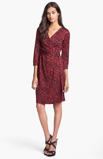 Diane von Furstenberg 'New Julian 2' Silk Wrap Dress