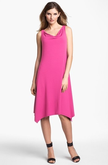 Eileen Fisher Cowl Neck Dress