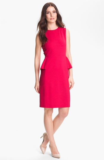 Elie Tahari 'Judy' Jersey Dress