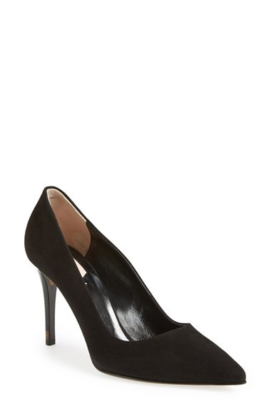 Fendi 'Anne' Pointy Toe Pump (Women)