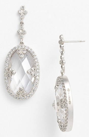 Freida Rothman 'Metropolitan' Drop Earrings
