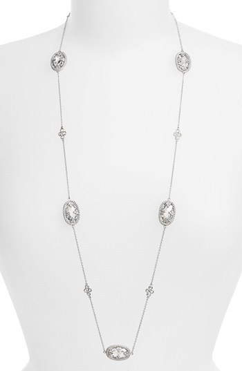 Freida Rothman Station Necklace