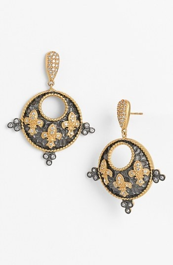 Freida Rothman 'Tribeca' Drop Earrings