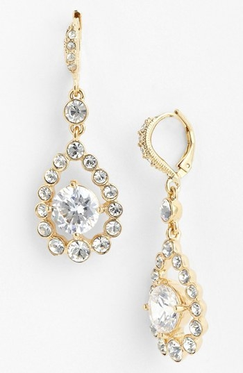 Givenchy 'Aurelia' Teardrop Earrings