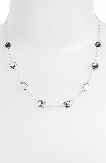Ippolita 'Scultura' Station Necklace