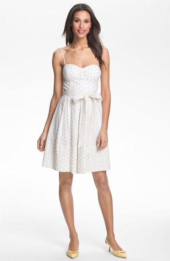 Isaac Mizrahi New York Fit & Flare Dress