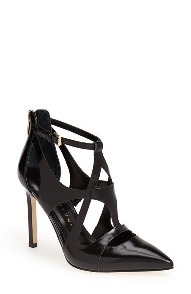 Ivanka Trump 'Chatty' Cage Pump (Women)
