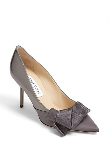 Jimmy Choo Bow Pump