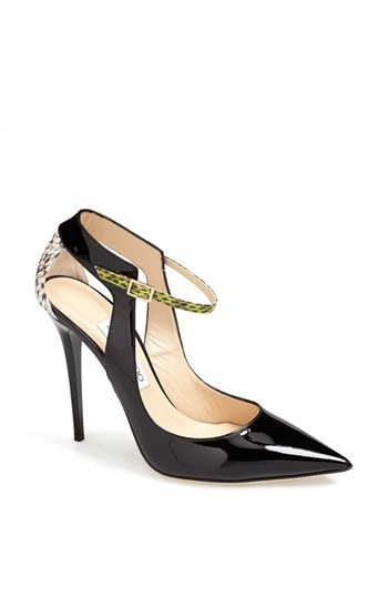 Jimmy Choo 'Maiden' Pointy Toe Pump
