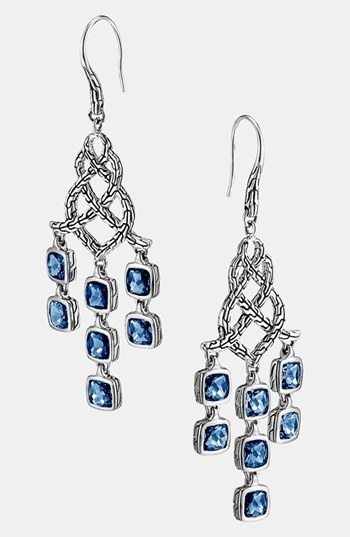 John Hardy 'Classic Chain - Batu' Chandelier Earrings