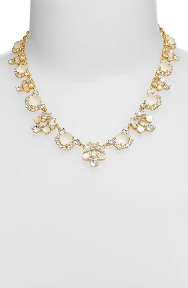 kate spade new york 'grande bouquet' collar necklace