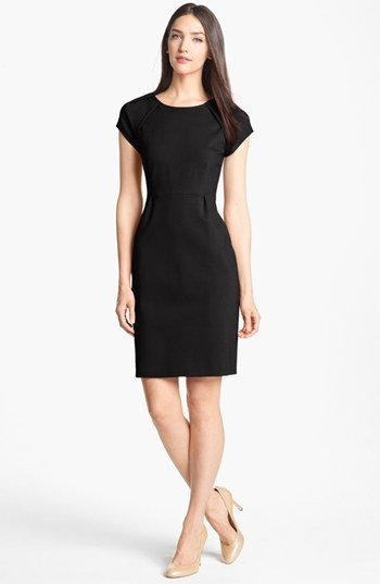 kate spade new york 'ivie' stretch sheath dress