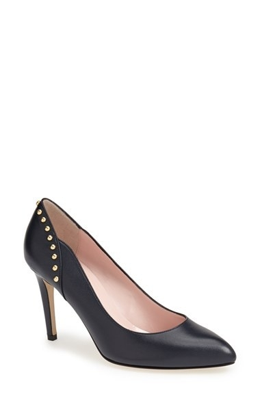 kate spade new york 'neva' pointy toe pump (Women)