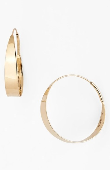 Lana Jewelry 'Glam' Small Hoop Earrings