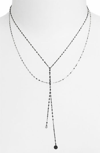 Lana Jewelry 'Petite Blake' Lariat Necklace (Nordstrom Exclusive)