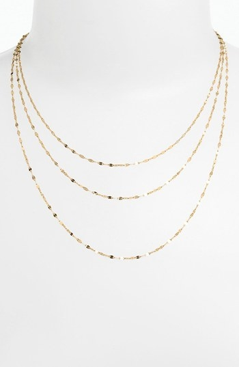 Lana Jewelry 'Small Sienna' Necklace
