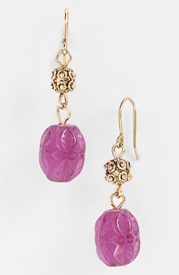Lauren Ralph Lauren Double Drop Earrings