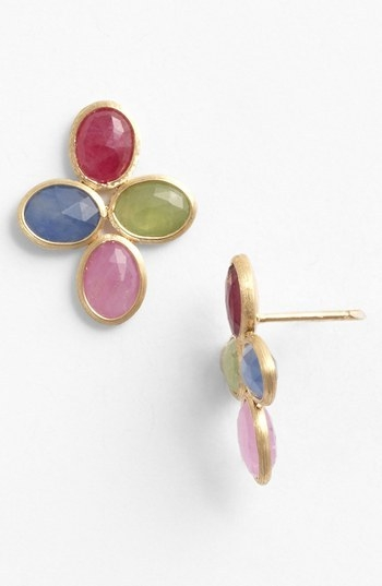 Marco Bicego 'Siviglia' Sapphire Drop Earrings