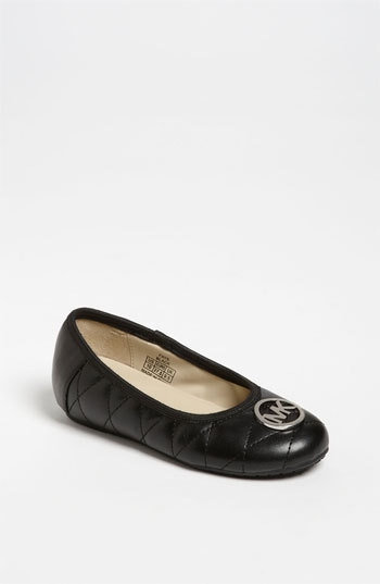 MICHAEL Michael Kors 'Faye' Flat (Toddler, Little Kid & Big Kid)