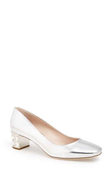 Miu Miu Jewel Heel Pump (Women)