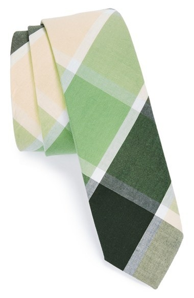 Original Penguin Woven Cotton Tie