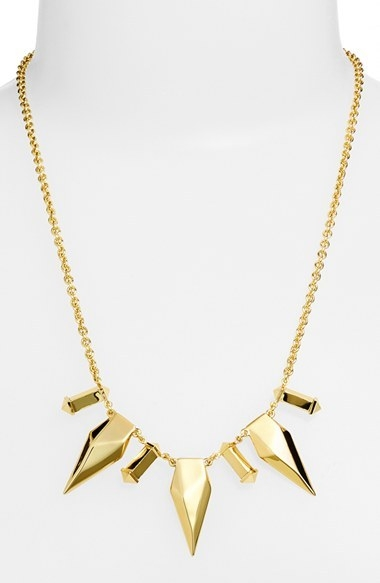 Rebecca Minkoff 'Tulum' Frontal Necklace