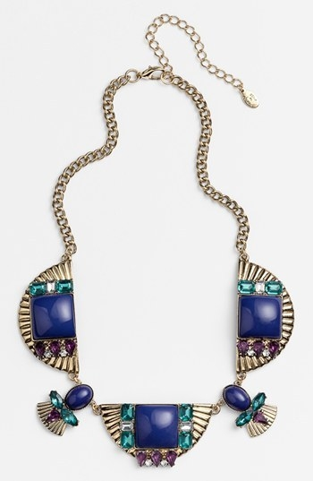Robert Rose 'Deco Glam' Necklace