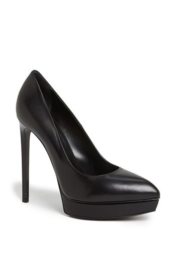 Saint Laurent 'Janis' Platform Pump