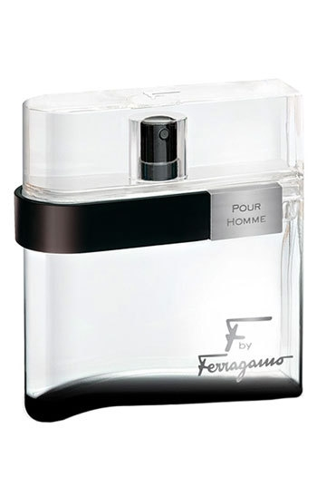 Salvatore Ferragamo 'F by Ferragamo pour Homme Black' Eau de Toilette Spray