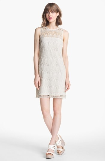 Trina Turk 'Bisti' Lace Shift Dress