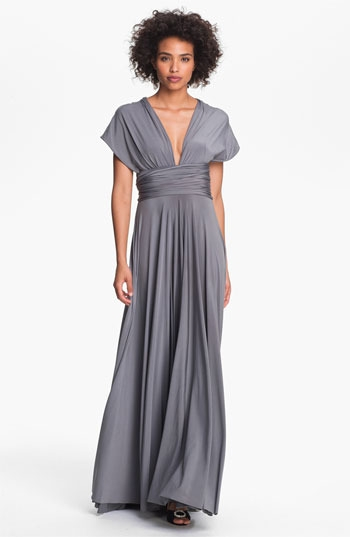 twobirds Convertible Jersey Gown